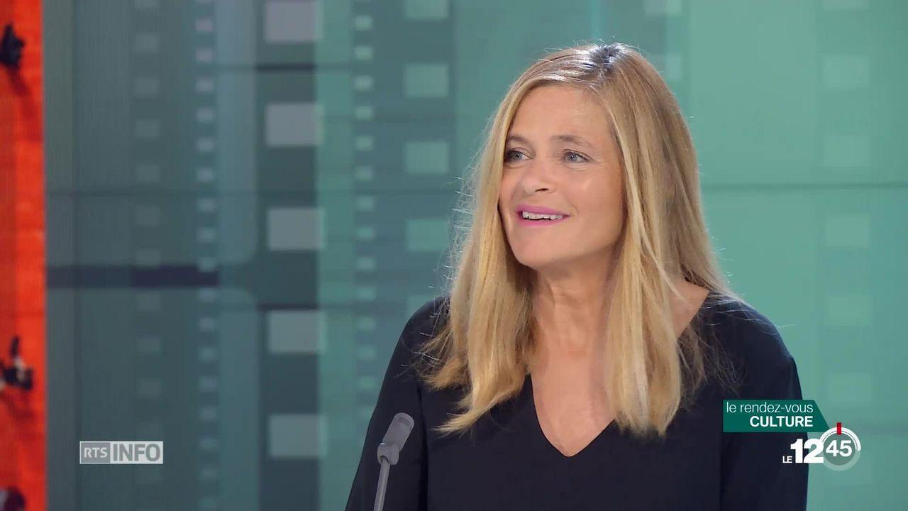 L'invitée culturelle: sabine Gisiger présente son documentaire «Bienvenue en Suisse» [RTS]