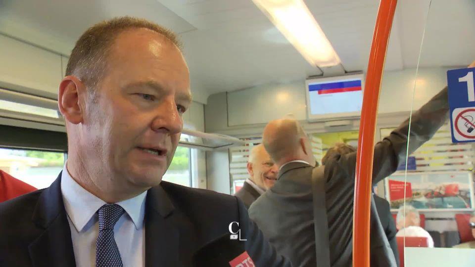 Entretien avec Serge Dal Busco, Conseiller d'Etat Genève [RTS]