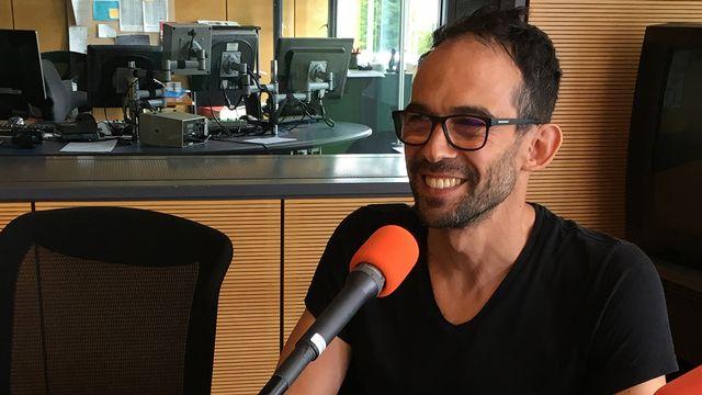 Bogdan Draganski, directeur du Laboratoire de recherche en neuro-imagerie du CHUV.  Sébastien Blanc RTS [Sébastien Blanc - RTS]