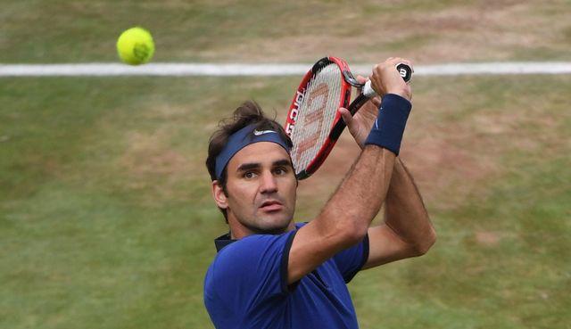 Roger Federer va retrouver le Circuit la semaine prochaine. [Marijan Murat - Keystone]