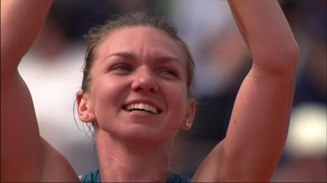 Finale, S.Halep (ROU) – S.Stephens (USA) 3-6, 6-4, 6-1: Simona Halep remporte son premier titre du Grand Chelem! [RTS]