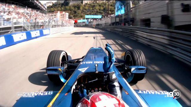 Le Grand Prix de Formule E se tient demain à Zurich [RTS]