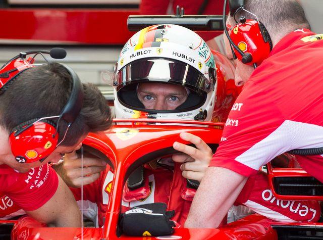 Sebastian Vettel partira pour la 54e fois tout devant. [Ryan Remiorz - Keystone]
