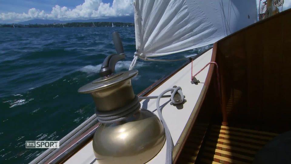 Le Mag: retour sur deux voiliers mythiques, le Glana et le Fleur Bleue [RTS]