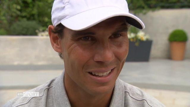 Roland-Garros: retour sur la quinzaine de Rafael Nadal [RTS]