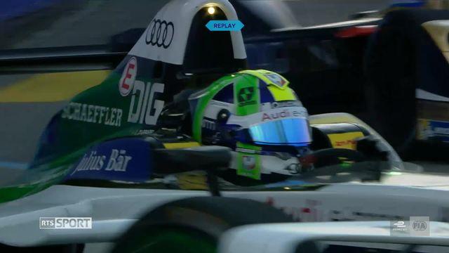 Formule E: retour sur la première course en circuit en Suisse depuis 1954 [RTS]