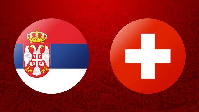 Serbie   Suisse