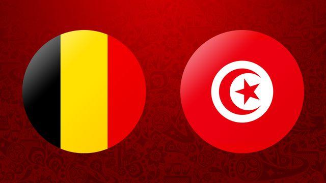 Belgique   Tunisie