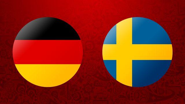 Allemagne   Suède