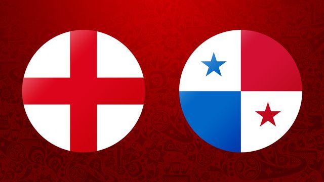 Angleterre   Panama