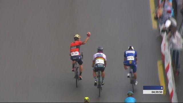 3ème étape: Victoire Sonny Colbrelli [RTS]