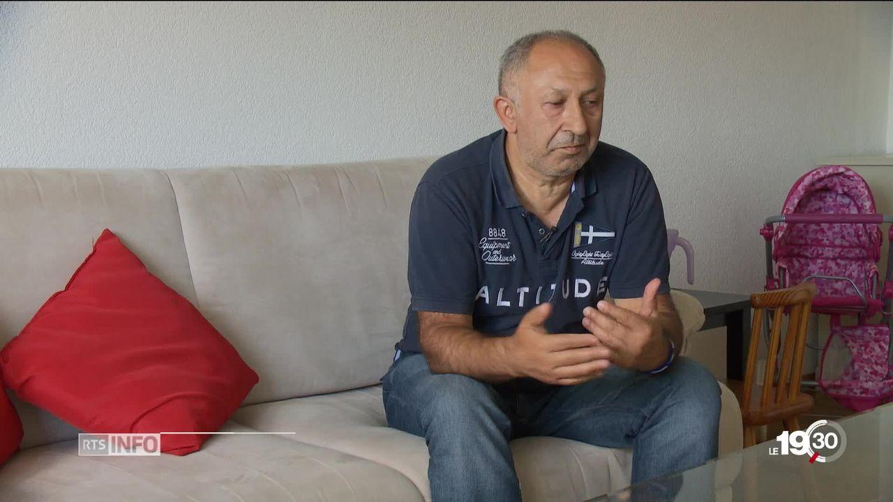Vaud: renvoi controversé d'une femme et de deux enfants alors que le père est hospitalisé [RTS]