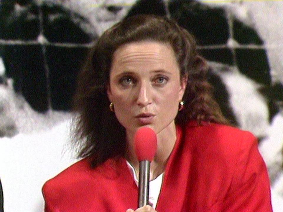 Ariane Ferrier [RTS]