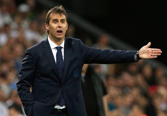 Lopetegui avait prolongé avec l'équipe d'Espagne jusqu'en 2020... il y a 3 semaines. [Keystone]