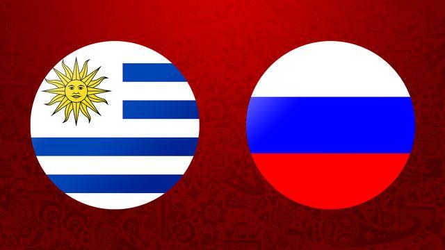 Uruguay   Russie