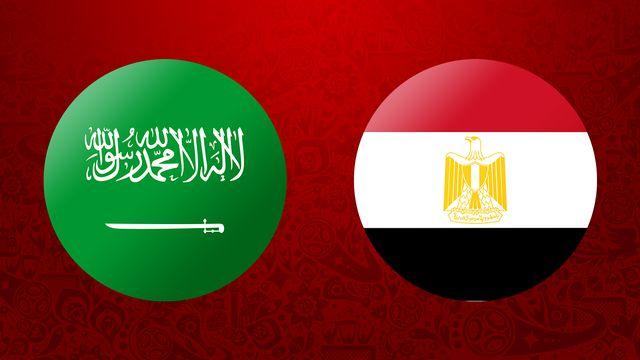Arabie Saoudite   Egypte