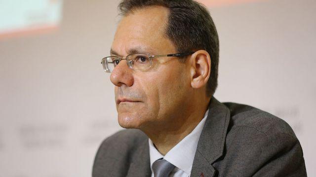 Christian Nanchen, chef du Service cantonal la jeunesse valaisan. [Etat du Valais]