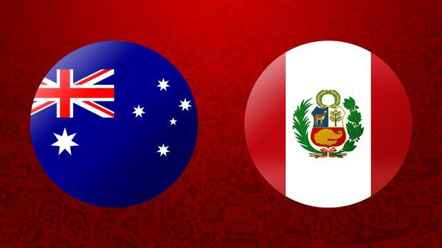 Australie   Pérou
