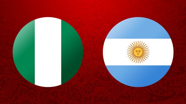 Nigeria   Argentine