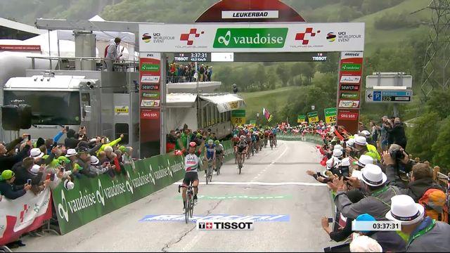 Tour de Suisse, 5ème étape: Victoire pour Diego Ulissi au sprint [RTS]