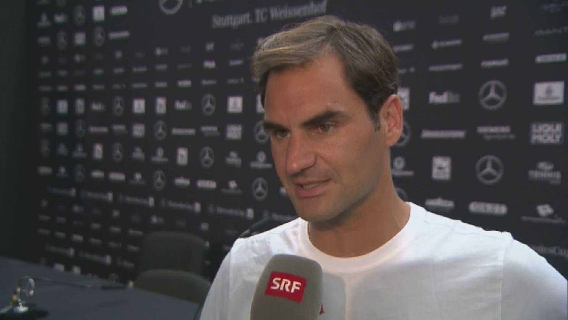 Stuttgart: Federer redevient numéro 1 mondial