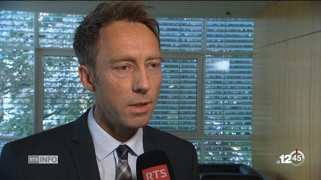 """La FINMA pointe de """"graves lacunes"""" de gouvernance chez Raiffeisen [RTS]"""