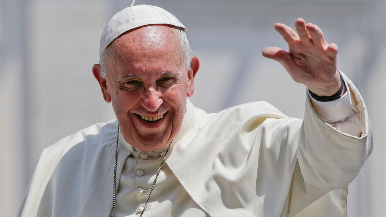 L'évêché va au devant d'un lourd déficit avec la messe du pape à Genève. [Gregorio Borgia - Keystone]