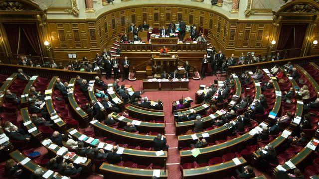 L'Assemblée nationale française débat d'un texte hautement polémique. [Jacques Brinon - AP/Keystone]