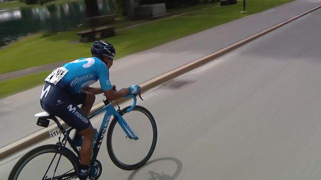 7ème étape: Nairo Quintana (COL) s'impose [RTS]