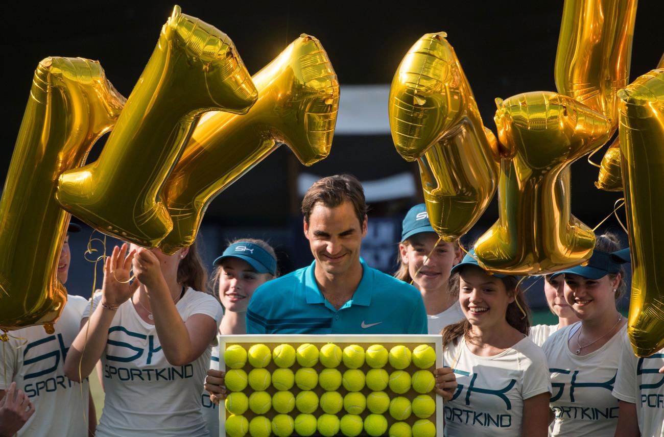 Une 310e semaine dans la peau du No 1 — Federer