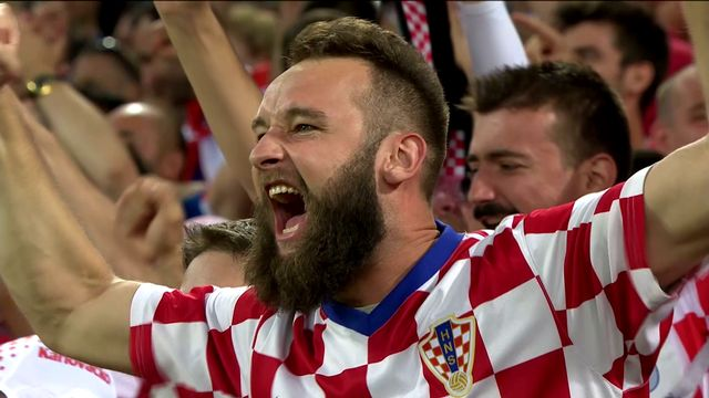 Résumé de Croatie - Nigéria (1-0)
