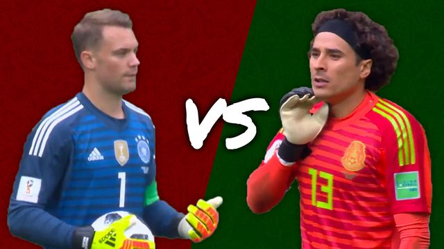 Gr.F, Allemagne – Mexique : Neuer VS Ochoa, duel au sommet