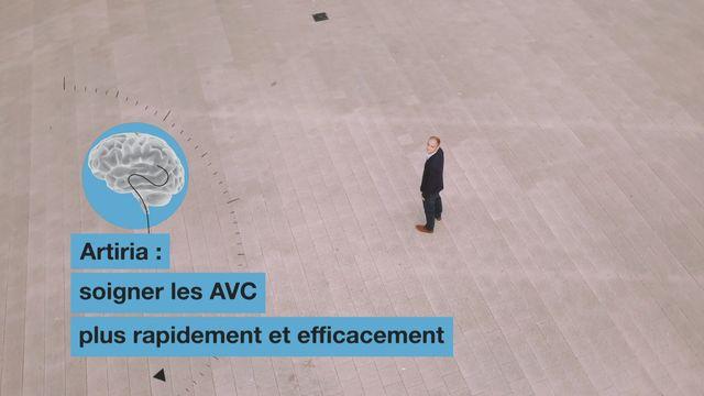 Venture : Soigner les AVC plus rapidement et efficacement [RTS]