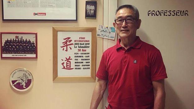 Hiroshi, 66 ans, Lausanne [Emilie Gasc - RTS]