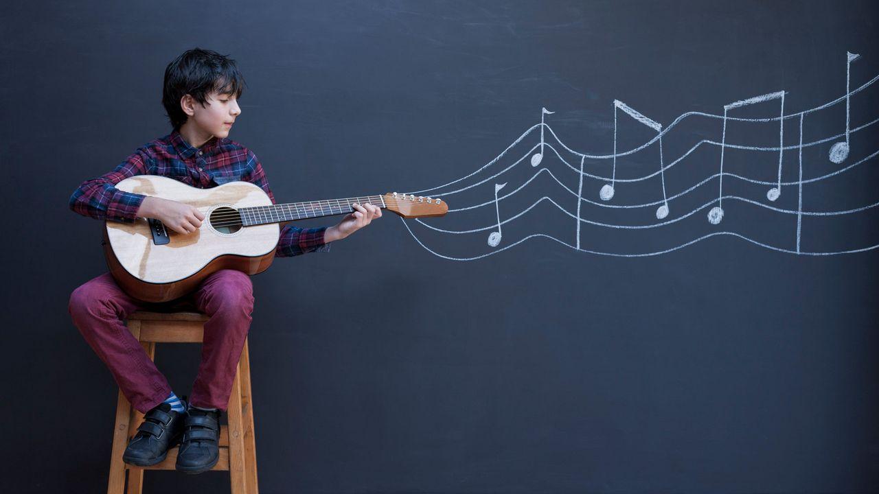 Mais quel est le meilleur âge pour commencer à jouer d'un instrument? [Ian Nolan / Cultura Creative - AFP]