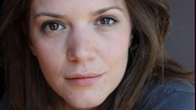 Emilie Charriot, comédienne et metteure en scène franco-suisse.  [Mario Del Curto - DR]