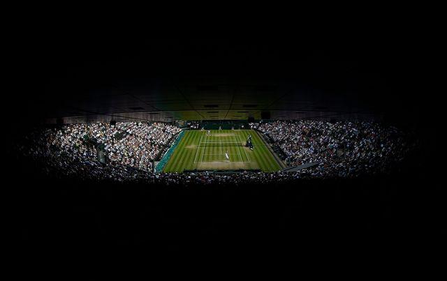 Wimbledon - Internationaux de Grande-Bretagne 1er tour dames et messieurs [HANNAH MCKAY  - Keystone]