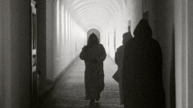La Valsainte en 1961. [RTS]
