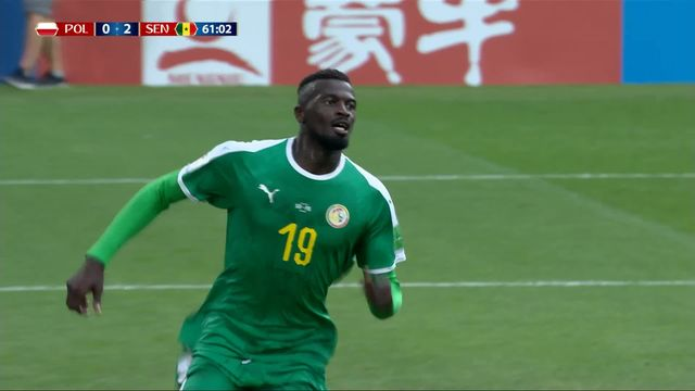 tomvb (18 h 25) Gr.H, Pologne - Sénégal (0-2): 60e, Niang double l'avantage [RTS]