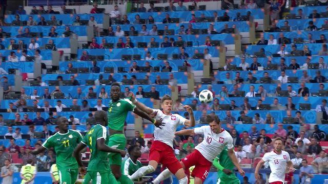 Résumé de Pologne - Sénégal (1-2)