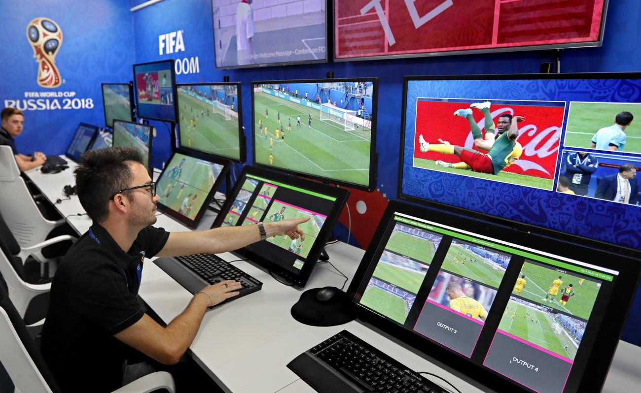 Mondial 2018. L'équipe arbitrale de la FIFA s'adresse aux médias vendredi