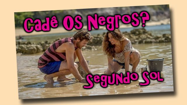 Le feuilleton brésilien a été sujet de nombreuses critiques sur le web. [DR]