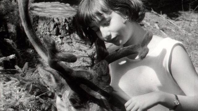 Zoo des Marécottes en 1965. [RTS]