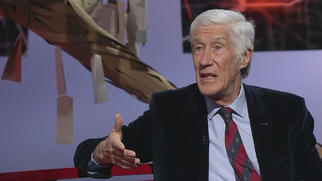 Joël de Rosnay, l'hyper humaniste [RTS]
