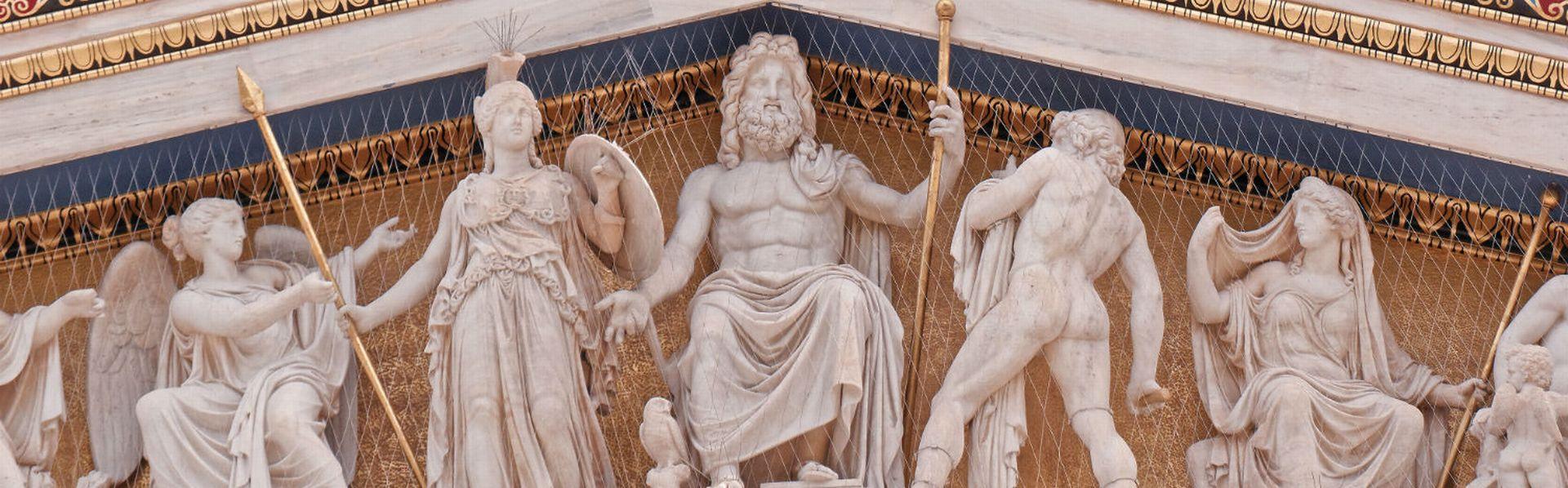 Le dossier sur la mythologie de RTS Découverte [© Dimitrios - Fotolia]