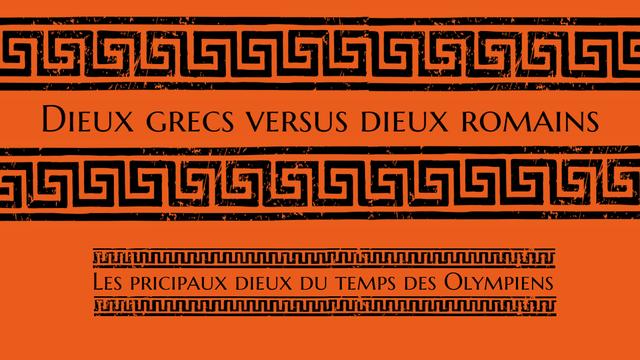 Les principaux dieux du temps des Olympiens [RTS]