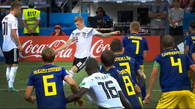 Hazard, Son ou Toni Kroos...Notre top buts du jour