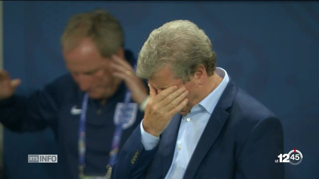 FIFA Coupe du monde 2018: l'Angleterre enchaine les désillusions dans les grandes compétitions [RTS]