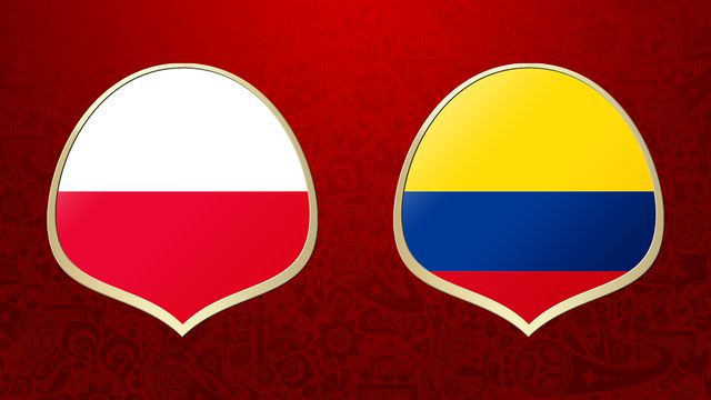 Pologne - Colombie