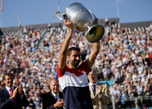 Le Croate a remporté son 18e titre sur le circuit. [Tim Ireland - Keystone]
